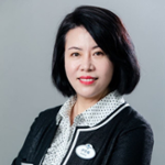 Maria Yin (HRVP at Universal Beijing Theme Park and Resort)