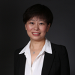 Rebecca Liu (Vice President for People and Organization at Mars Wrigley China)