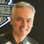 Marc  McAllister (Vice President and Managing Director – Asia Pacific of Harley-Davidson Motor Company)