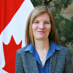 Cindy Termorshuizen (Deputy Head of Mission at Canadian Embassy in Beijing)