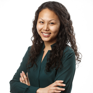 Elina Jiang (Senior Project Manager at SCHS Asia)