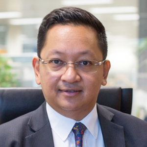 Ramesh Moosa (Partner, PwC China/Hong Kong)