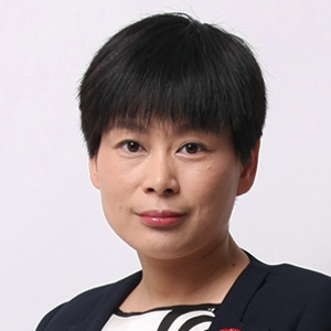 Gloria Xu (General Manager for Public and Government Affairs Dow Chemical, Greater China)
