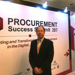 Lou Zhou (Procurement Transformation Senior Director, SAP Ariba)