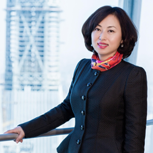 Lijun Sun (Vice President and CMO of SAP Greater China at SAP China)