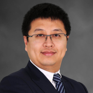 Chen Zhu (Investment Director of China Everbright Limited)
