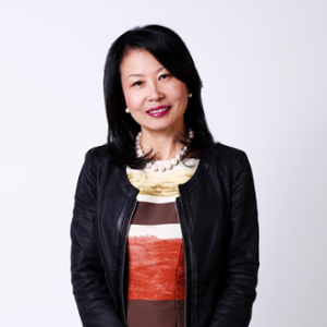Su Cheng Harris-Simpson (Founder and CEO of SCHS Asia)