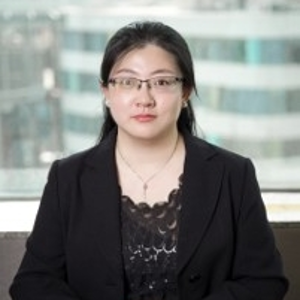 Nina Wang (Associate Director of PricewaterhouseCoopers Zhong Tian LLP, Dalian Branch)