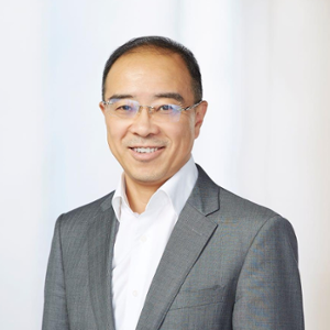Bing Zhou (Vice President of Government Affairs at Dell)