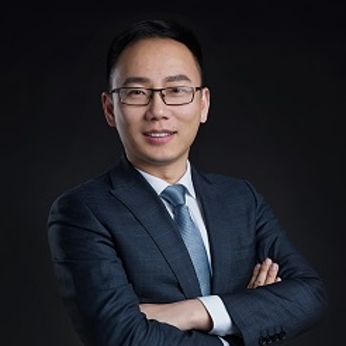 Ping He (Professor of Finance at School of Economics and Management, Tsinghua University.)