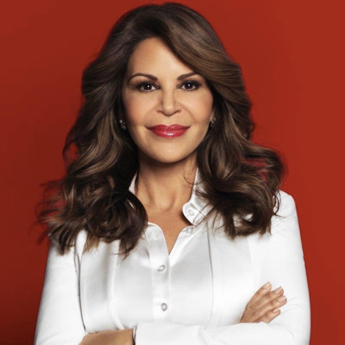 Nely Galán (Emmy Award-winning producer,  Author of NY Times Best Selling Book, Motivational Speaker)